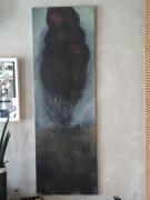tableau paysages nature : L arbre des morts