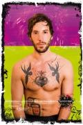 photo personnages photo montage design homme tatouage : Fashion Angel - Men