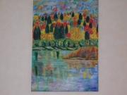 tableau paysages : La forêt