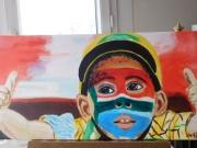 autres personnages afrique sud enfant spectateur : enfant d'Afrique du Sud