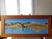 tableau paysages : L'embarcation
