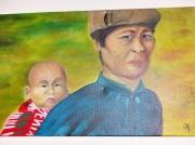 tableau personnages : VIETNAMIENS