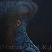 """tableau animaux animaux singe chimpanze afrique : """"SWEETY"""""""