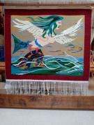autres animaux tapisserie : La sirène