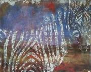 tableau animaux : zebre