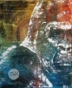 tableau animaux : Gorille