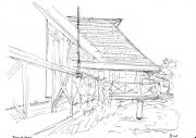 dessin : Mairie de Maupiti