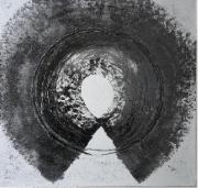 tableau abstrait : Trinity