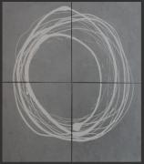tableau abstrait : Circle