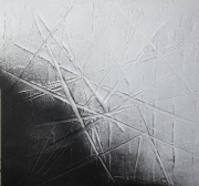 tableau abstrait : Scar