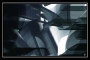 art numerique abstrait : De l'ombre à la lumière 2