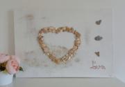 tableau autres : Tableau déco coeurs