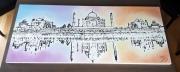 tableau taj mahal inde zen : Taj Mahal