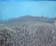 tableau paysages bezos paysages art contemporain paysage : Paysage 1