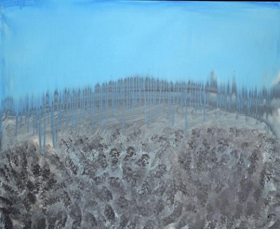 TABLEAU PEINTURE Bézos paysages art contemporain paysage Paysages  - Paysage 1