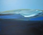 tableau paysages paysage peinture contemporain bezos : Paysage 3