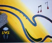 tableau : Jazz&Moto