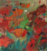 tableau fleurs : Tulips