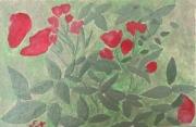 """tableau : """"Roses pour la vie """""""