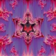 art numerique autres digital fractal abstrait moderne : L'étoile croix
