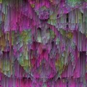 art numerique abstrait fractal artwork peinture digital : Rever d'un ange