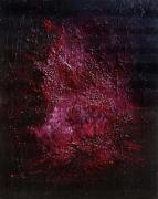 tableau : Nébuleuse rouge