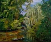 tableau paysages : au bord de la Sologne