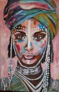 tableau personnages : beauté ethnique