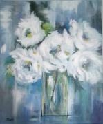 tableau fleurs : petit bouquet