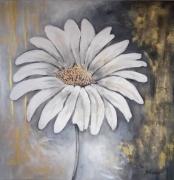 tableau fleurs : la fleur