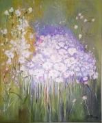 tableau fleurs : doux parfum printanier