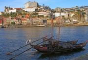 photo porto douro ville bateau : Sur le Douro