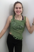 art textile mode : blouse