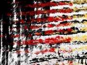 art numerique abstrait abstrait : Stop