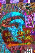 art numerique villes new york liberte pop art amerique : Pop signs