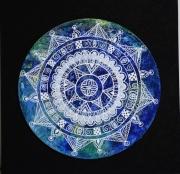 tableau autres ethnique mandala graphisme serenite : Mandala 2