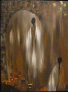 tableau personnages mystere fantome imagination : Apparition 2