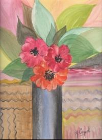 Bouquet moderne