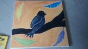 tableau animaux oiseau aile plume : envole toi