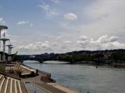 photo paysages lyon paysage eau : Lyon
