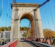 photo architecture lyon pont architecture : Pont de Lyon
