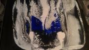 tableau paysages : Bleu nuit
