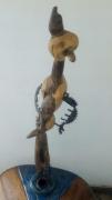 sculpture : L'HOMME FORT