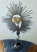 sculpture : LA REINCARNATION