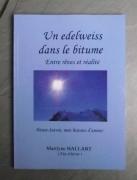 autres livre fee d hiver montagne un edelweissdans le : Un edelweiss dans le bitume