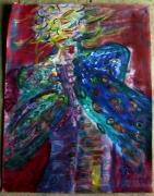 tableau personnages ange motifs deco poetique : Inadapté aptère
