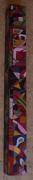tableau abstrait multicolore deco multifaces poetique : Building 1