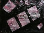 tableau abstrait matiere poetique : Discovery