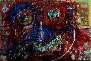 tableau personnages matieres geometrie poetique : Bouille