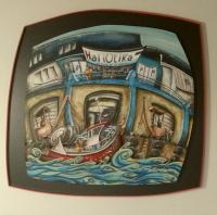 Debarque au guilvinec